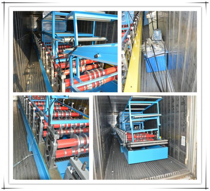 Wall Cladding Making Machine
